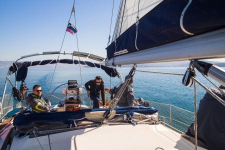 Яхт-тур Италия